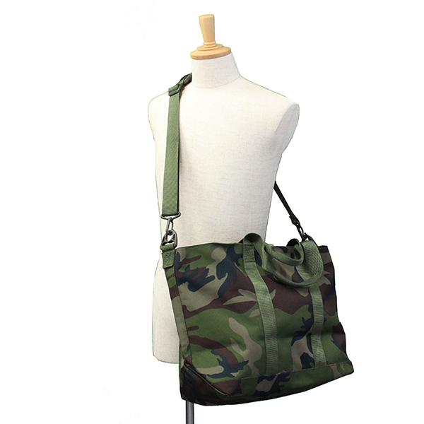zakka soko TOKIA: L.L. Bean L. L. Bean Hunter's Tote Bag, Zip-Top with Shoulder Strap Camo ...