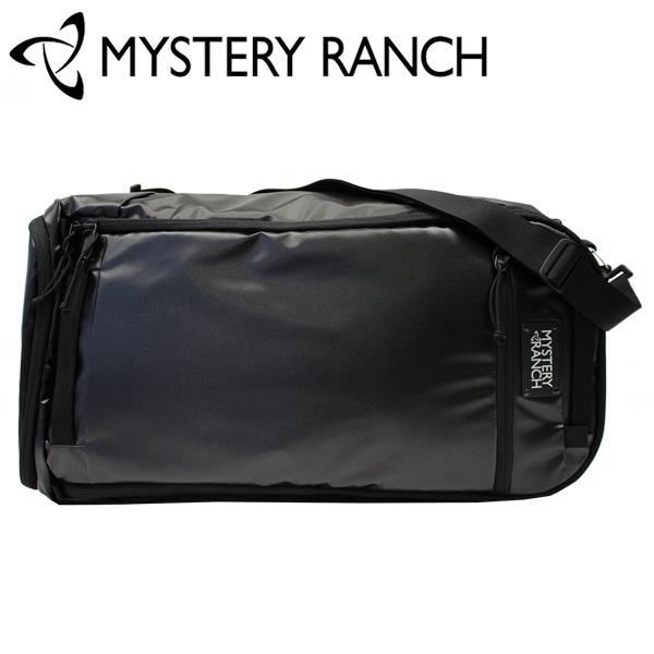 MYSTERY RANCH ミステリーランチ Mission Duffel 40 ミッションダッフル 40ボストン バックパック リュック リュックサック ショルダーバッグ 鞄 メンズ 40L ブラックプレゼント ギフト 父の日 通勤 通学