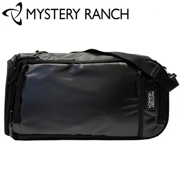 MYSTERY RANCH ミステリーランチ Mission Duffel 55 ミッションダッフル 55ボストン バックパック リュック リュックサック ショルダーバッグ 鞄 メンズ 55L ブラックプレゼント ギフト 父の日 通勤 通学