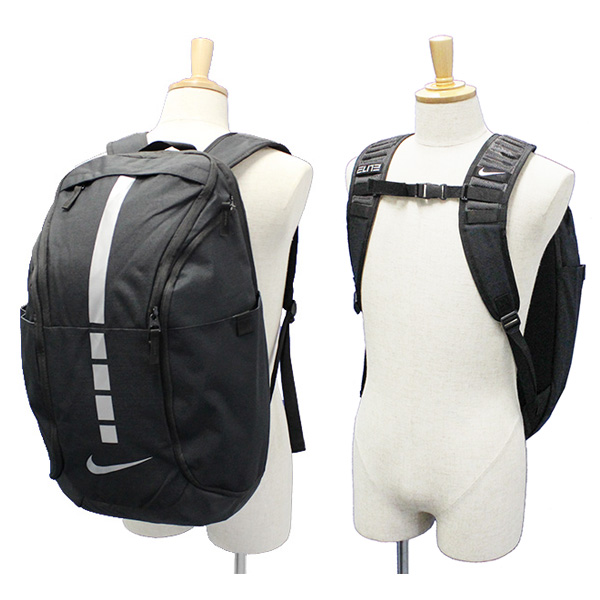 77eb1434819f An NIKE Nike HOOPS ELITE PRO hoop Sue lied professional basketball backpack  rucksack men gap Dis 38L A3 BA5554 black metallic cool gray present gift  goes to ...