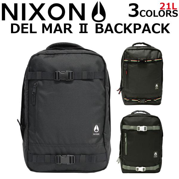 Nixon Mens Del Mar Backpack II