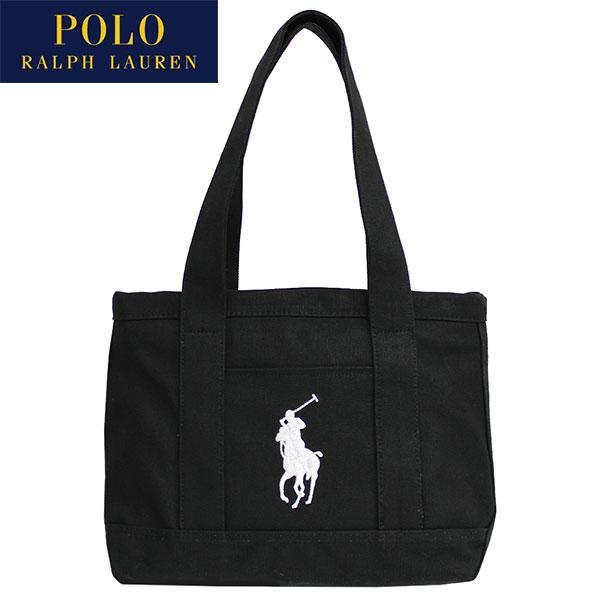 0c43b86e1803 All articles point 2 - up to 20 times! POLO RALPH LAUREN polo Ralph Lauren  SCHOLAR TOTE MEDIUM2 scalar Thoth medium tote bag bag RA100080A black    white ...