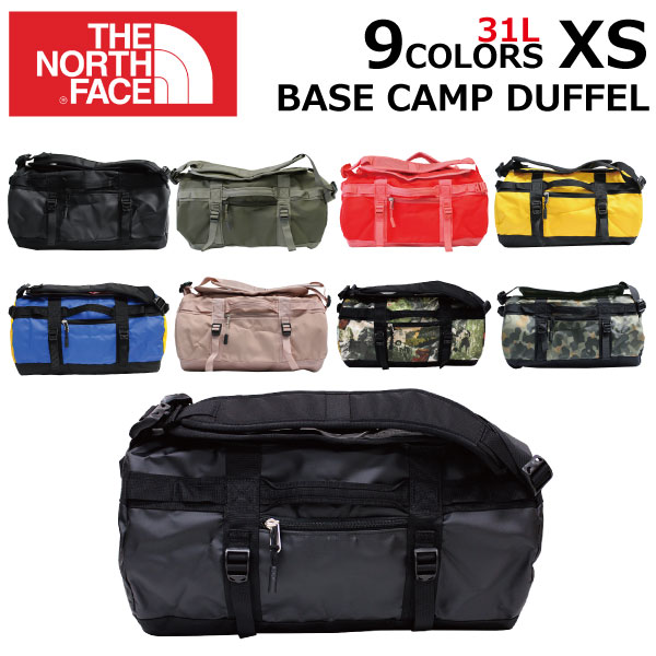 b2b943c63 In an entry more than point 3 times! THE NORTH FACE ザノースフェイス BASE CAMP  DUFFEL base camp duffel XS size rucksack rucksack backpack Boston bag men  B4 ...