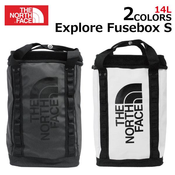 THE NORTH FACE ザ ノースフェイス Explore Fusebox S KX7 エクスプローア フュースボックスリュック リュックサック バックパック 14L A4 ブラック メンズ レディースプレゼント ギフト 通勤 通学 送料無料