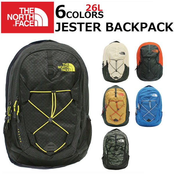 north face jester 1