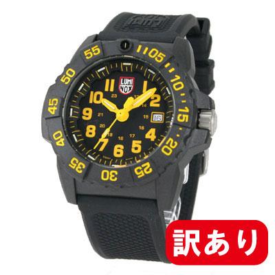 【訳あり】【アウトレット】【BOXなし】LUMINOX / ルミノックス 3505 3500シリーズNAVY SEAL 3500 SERIES メンズ ウォッチ 腕時計