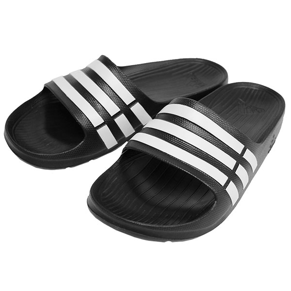 605f33fd7 Under harmony SALE holding to give it an order to start! It is adidas  Adidas DURAMO SLIDES デュラモ SLD sandals Training SLIDES SANDALES shoes  training ...