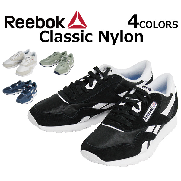 | Reebok Classic Nylon (Kids) | Shoes