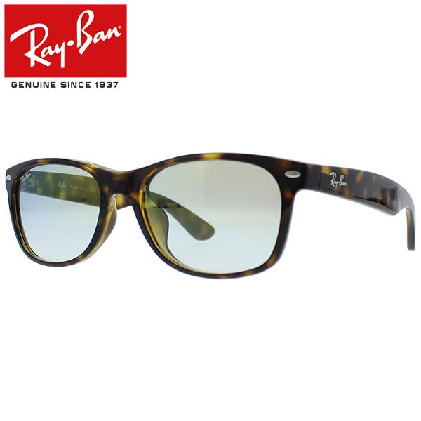 Ray-Ban Rayban レイバン NEW WAYFARER GRADIENT ニュー ウェイファーラー グラディエント サングラスメンズ レディース RB2132F 710/Y0 55ハバナ プレゼント ギフト 通勤 通学 送料無料