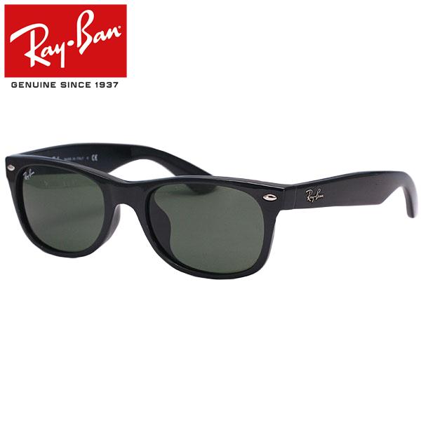 Ray-Ban/Rayban/レイバン サングラス/メンズ/レディースRB2132F 901 52/NEW WAYFARER/ニューウェイファーラー/ブラック プレゼント/ギフト/通勤/通学