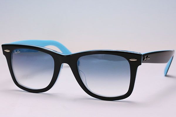 f40139278f Ray-Ban Rayban Ray Ban sunglasses men s   women s RB2140F10013F52 WAYFARER    Wayfarer black   blue