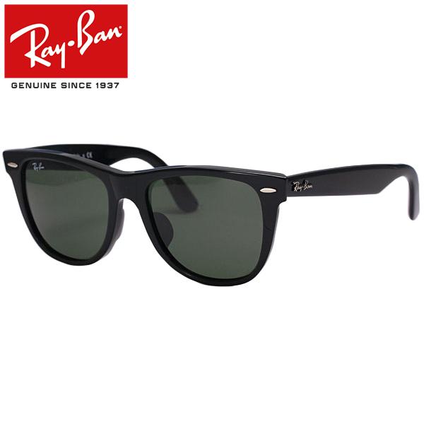 Ray-Ban/Rayban/レイバン サングラス/メンズ/レディースRB2140F 901 54/WAYFARER/ウェイファーラー/ブラック プレゼント/ギフト/通勤/通学/送料無料