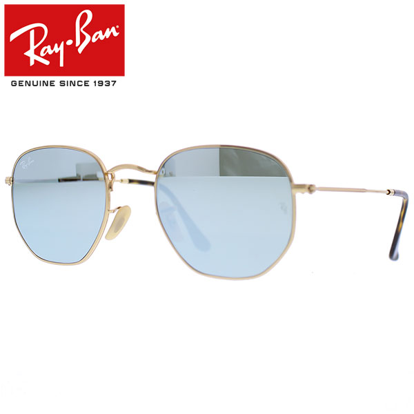 dae579da41 Ray-Ban Rayban Ray-Ban HEXAGONAL FLAT LENSES hexaGon flat lens sunglasses  men gap Dis RB3548N 001 30 51 gold present gift goes ...