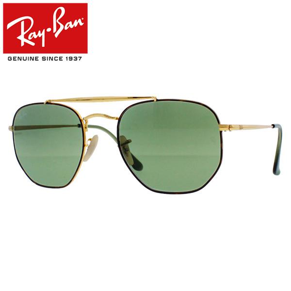 6b24fa08ae Ray-Ban Rayban Ray-Ban MARSHAL Marshal sunglasses gradient lens square men  gap Dis RB3648 91034M 54 brown present gift goes ...