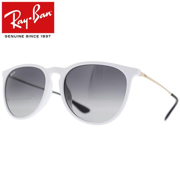 Ray-Ban Rayban レイバン ERIKA CLASSIC LARGE エリカ クラシック ラージ サングラスメンズ レディース RB4171F 631411 57ホワイト プレゼント ギフト 通勤 通学 送料無料