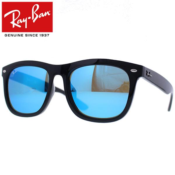 f4118246425 Ray-Ban Rayban Ray-Ban Asia area limitation sunglasses men gap Dis mirror  lens RB4260D 601 55 57 black present gift goes to ...