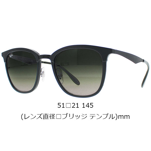 Ray Ban Rayban Ray Ban Sunglasses Square Club Master Men Gap Dis Rb4278 628211 51 Black Mat Black Present Gift Commuting Attending School