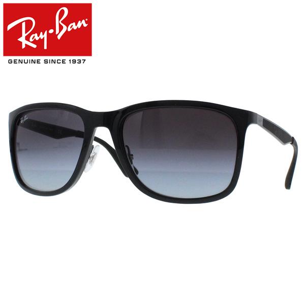 0b8af0c32f Ray-Ban Rayban Ray-Ban sunglasses men gap Dis RB4313 601 8G 58 black  present gift commuting attending school