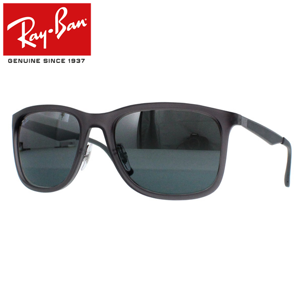 ddf698459fb6d It is point 3 times - up to 17 times in an entry! Ray-Ban Rayban Ray-Ban  sunglasses men gap Dis RB4313 637988 8G 58 mat transparent gray present  gift goes ...