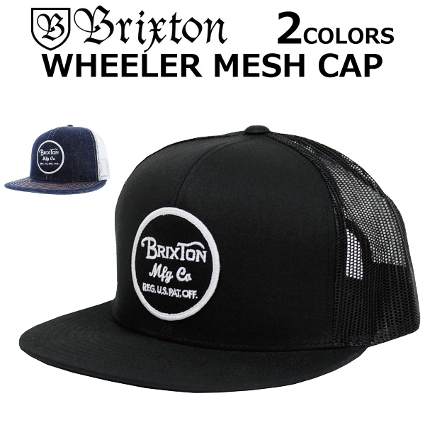 b03ed1627941a It is point 3 times - up to 17 times in an entry! BRIXTON Brixton WHEELER  MESH CAP Wheeler mesh cap cap hat snapback men gap Dis 00014 OS present  gift goes ...