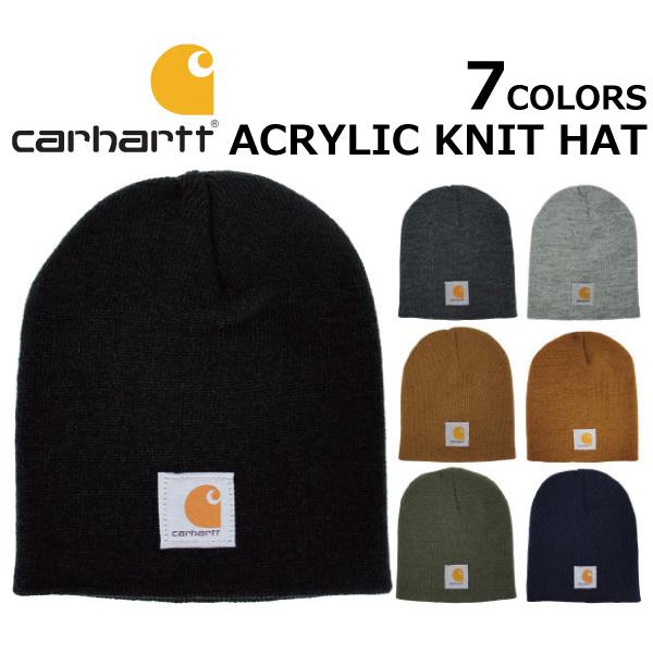 CARHARTT  car heart Acrylic Watch Hat knit cap   knit hat   beanie   hat   A205  men   Lady s present   gift   commuting   attending school 9d31dda530a