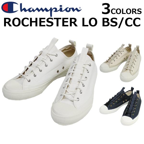 Champion チャンピオン ROCHESTER LO BS/CC ロチェスターMilitary Line/College=IVY Line ローカット スニーカー シューズ メンズ C2-L701/C2-L703プレゼント ギフト 通勤 通学 送料無料
