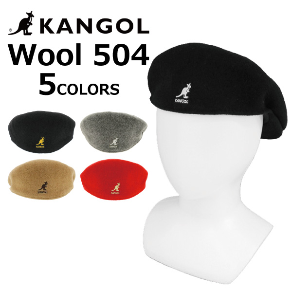 229abba00c484 It is KANGOL perception goal Wool 504 wool hunting cap hat men gap Dis M/L  size 0258BC present gift commuting attending school under MAX1000 Japanese  ...