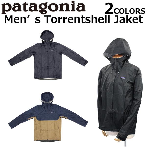patagonia パタゴニア Men's Torrentshell Jaket メンズ トレントシェル ジャケットフーディ メンズ 83802プレゼント ギフト 通勤 通学 送料無料