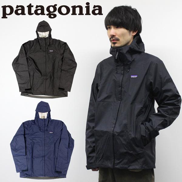 スーパーセールで使えるクーポン配布中!patagonia パタゴニア Men's torrent shell 3L jacket メンズ・トレントシェル3L・ジャケットメンズ ブラック ネイビー 85240プレゼント ギフト 父の日 通勤 通学 送料無料