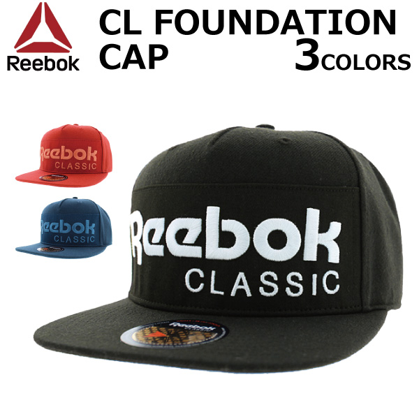 Reebok CLASSIC Reebok classical music CL FOUNDATION CAP cap snapback hat  men gap Dis logo print GYU72 CV5723 CV8656 CV8657 present gift goes to work  and ... dfbab068211