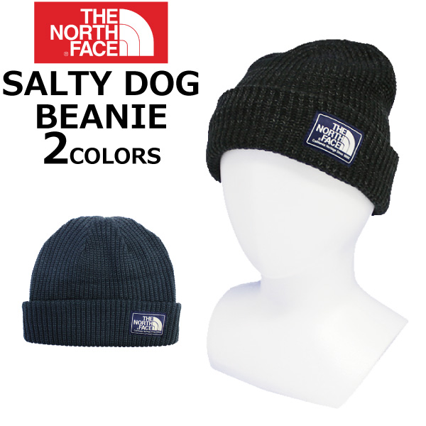 d839bbca320 THE NORTH FACE ザノースフェイス SALTY DOG BEANIE Sor tea dog beanie knit hat knit  cap hat men gap Dis present gift goes to work until 5 6 23 59 and ...