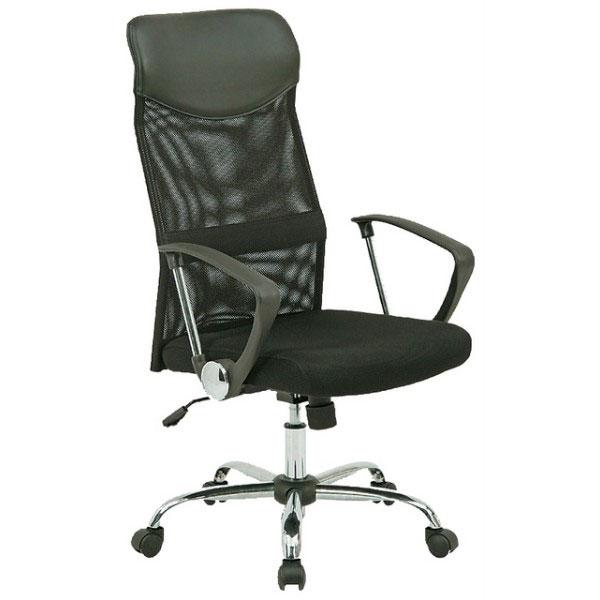 パソコンチェア オフィスチェアー パソコンチェアー パソコンデスクに最適 シンプル リビング 椅子 いす イス メッシュバックチェアー 02P03Dec16