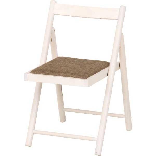 折りたたみ式 ダイニングチェアー 椅子 ウッドチェアー 天然木使用 食卓 収納便利 ウッディーチェア イス フォールディングチェアー ミラン