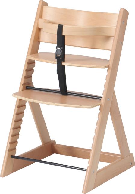 キッズ用ローチェアー グローアップチェアー 2601 ナチュラル 子供用椅子 プレゼントにも最適なこども用イス*