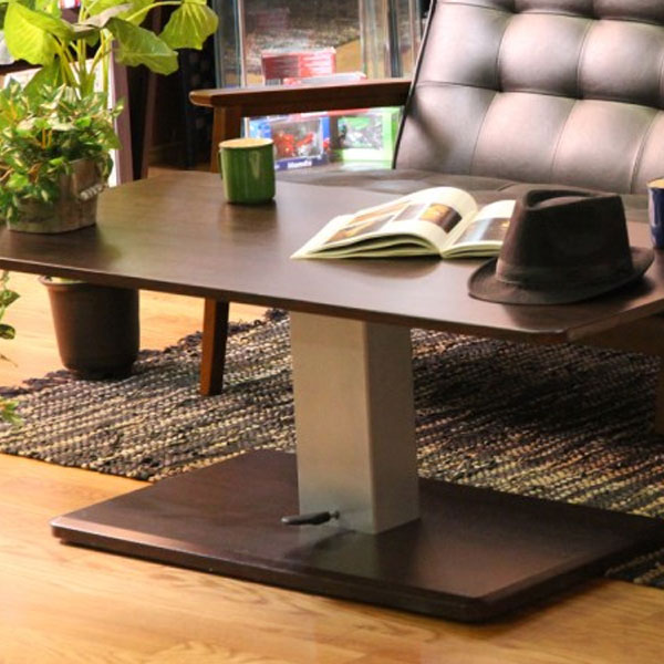 昇降式テーブル 幅120 昇降テーブル リフティングテーブル 90 デスク リビングテーブル 北欧スタイル おしゃれテーブル 机 昇降式テーブル 北欧