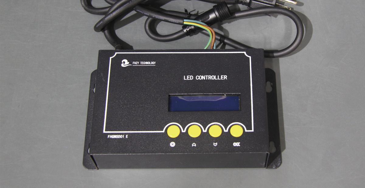 ☆新作入荷☆新品 超激安特価 DMX対応 COB型RGB LEDウオールウオッシャー アドレスセッター R2専用