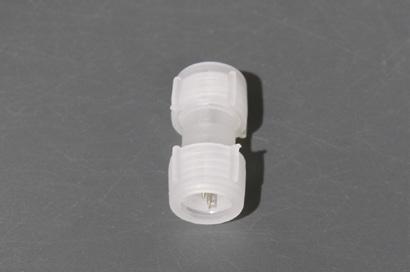 ロープライト用のI型コネクタ 人気商品 ジョイント です 業界No.1 2芯13mm I型コネクタ 脱着可能タイプ ロープライト用