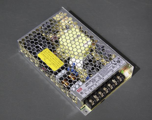 AC/DCアダプタ(スイッチング電源) DC12V 12.5A 150W 屋外使用不可