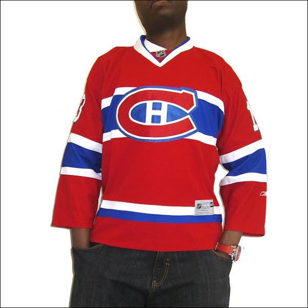 MONTREAL CANADIENS (モントレルカネディエンス) replica  アイスホッケーシャツ #13【CAMMALLERI】hockey jersey アイスホッケー ゲームシャツ 大きいサイズメンズ メンズ大きいTシャツ ヒップホップ衣装 ダンス 衣装 ジャージ