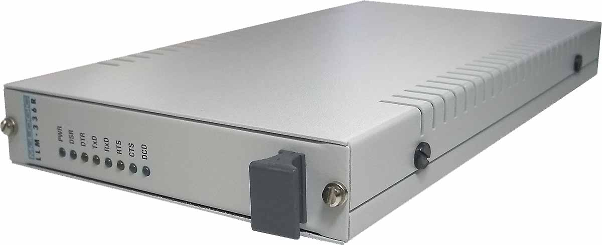 LLM-336S. ETH Ethernet compatible dedicated analog line modems