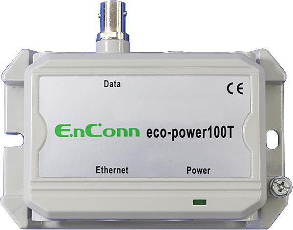 同軸ケーブルを利用したPoE延長装置 eco-power100T 同軸コンバータ 同軸変換器 海外限定 送料無料:ハイテクインター公式オンラインストア 同軸ケーブルでPoE延長 お洒落