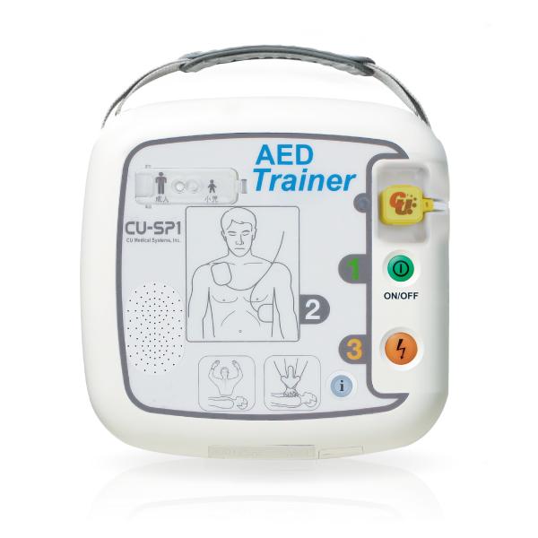 AED 自動体外式除細動器 CU-SP1 専用 AED 訓練用トレーナー CU-SPT 【訓練機】
