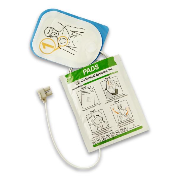 AED 自動体外式除細動器 AED CU-SP1専用 成人・小児両用電極パッド SP-OA04