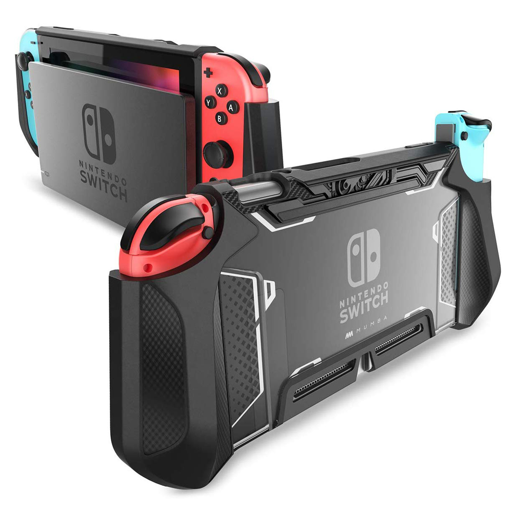 Nintendo Switch カバー ニンテンドースイッチ ケース TPU+PC製 全面保護 傷防止 無料サンプルOK 指紋防止 正規品 全国一律送料無料 MUMBA ドックセットとJoy-Con兼用 Lite シリーズ 衝撃吸収 取り外し簡単 送料無料 2019 メール便 Blade