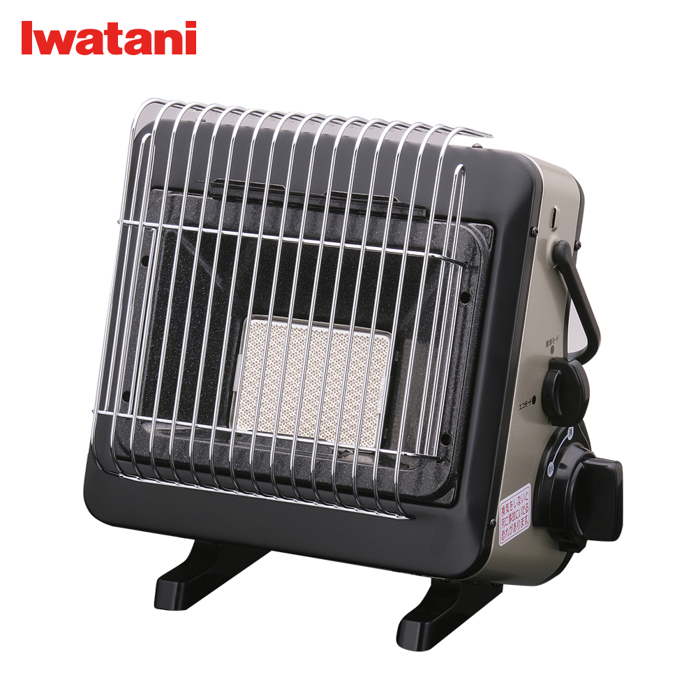 カセットボンベが燃料でコンパクトでも想像以上の暖かさ 超特価SALE開催 イワタニ Iwatani カセットガスストーブ ポータブル マイ暖 bousai_d19 CB-CGS-PTB 停電対策 販売実績No.1 送料無料 防災グッズ