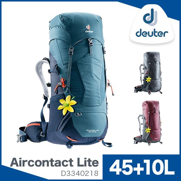 バックパック ドイター / deuter エアコンタクト ライト 45+10 SL D3340218 【送料無料】