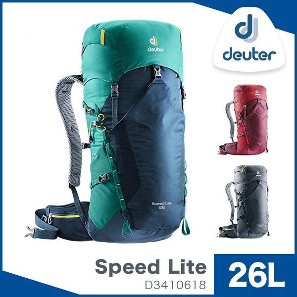 ドイター / deuter スピード ライト 26 D3410618 【送料無料】