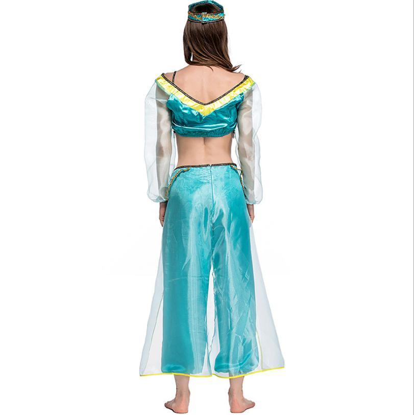 5a57c9b1ffe75  即納  送料無料 ジャスミン コスプレ ハロウィン衣装 コスチューム アラジン Halloween コスプレ ダンス