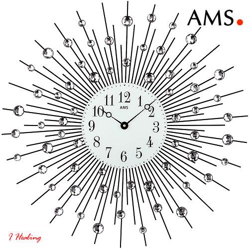 ドイツAMS9380掛け時計 AMSアムス社ドイツ製