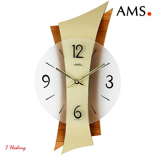 ドイツAMS9396掛け時計 AMSアムス社ドイツ製